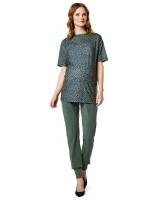 Supermom Business Hose Sweat Green